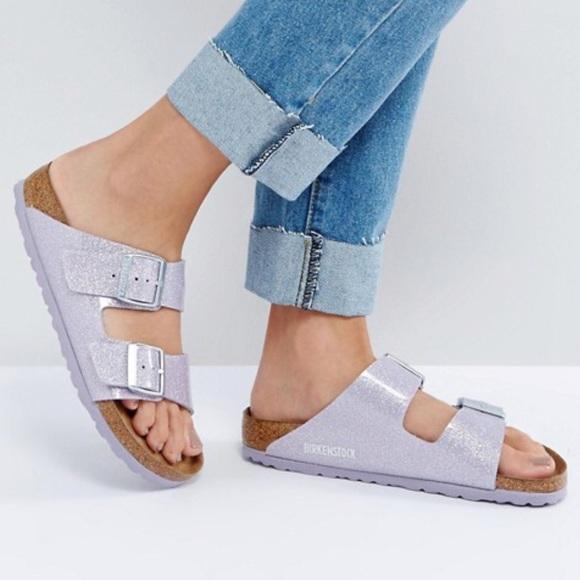 63c7e3b366a8 Birkenstock Shoes - Birkenstock Arizona Flat Sandals Soft Bed 37